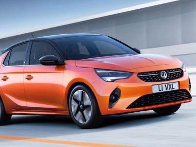 The First Ever Fully Electric Vauxhall Corsa Is Here With A 205-Mile Range