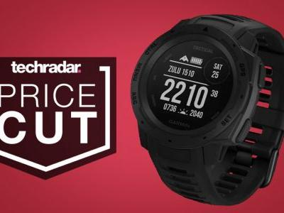 Great Garmin deal: save big on this super-rugged GPS watch for Cyber Monday