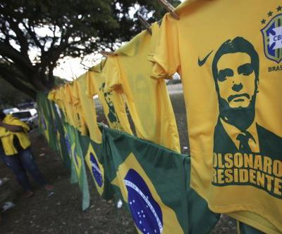 The real is soaring after 'Brazil's Donald Trump' wins first round of presidential election