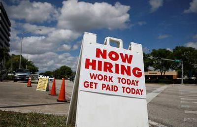 US unemployment rate not as awful as expected with surprising job increase