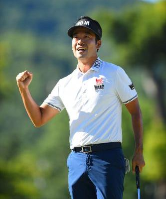 Kevin Na takes title at Greenbrier to snap seven-year winless drought
