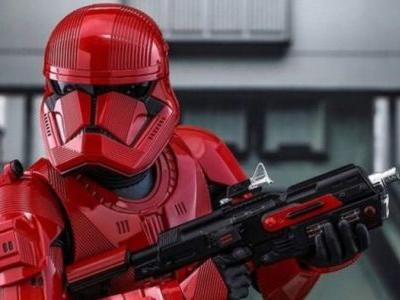 Daily Podcast: What Do Sith Troopers Mean For Rise of Skywalker? Evil Dead, Sherlock Holmes 3, Spike Jonze, Hobbs and Shaw and Zack Snyder