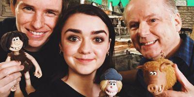 Maisie Williams Joins Aardman Animations' Early Man Voice Cast