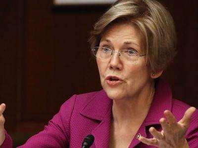 Elizabeth Warren and the left go to war with Trump over the future of the top consumer watchdog agency