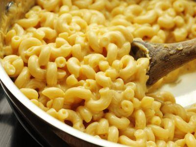 3-Ingredient Stovetop Macaroni and Cheese