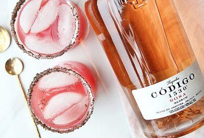 This Rosé Tequila Has Half the Calories of Your Go-To Spirit and Is Way Prettier, Too