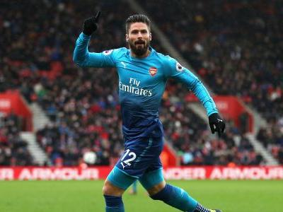 Giroud: Arsenal are pleased with Southampton draw