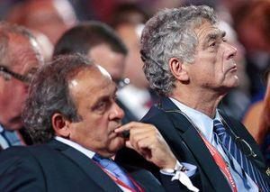 Angel Maria Villar resigns from FIFA and UEFA VP roles