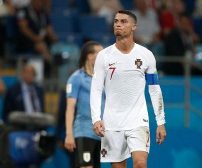 Uruguay ousts Cristiano Ronaldo and Portugal in 2-1 World Cup game