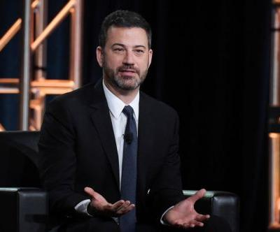 'Your brain is not functioning': Jimmy Kimmel rips Parkland conspiracy theorists and Trump Jr