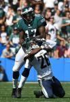 Alshon Jeffery: Philadelphia Eagles sign WR to four-year extension