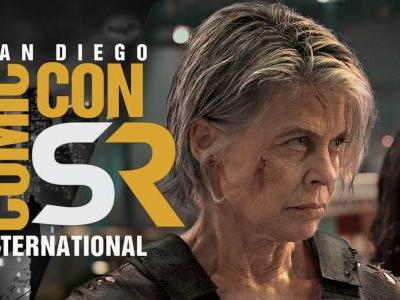 Terminator: Dark Fate Footage Gives Sarah Connor A New Catchphrase