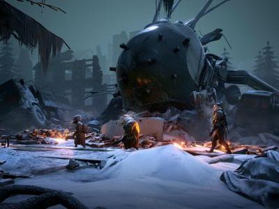 Mutant Year Zero's tactical adventure style could be something special