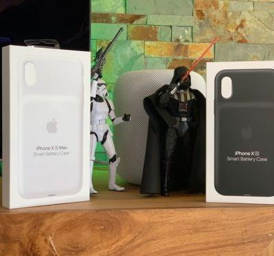 How long does the battery last on Apple's Smart Battery Case?