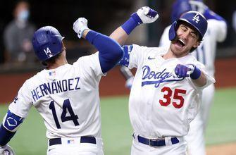 Cody Bellinger demolishes homer to give Dodgers a 4-3 lead over Braves in NLCS Game 7