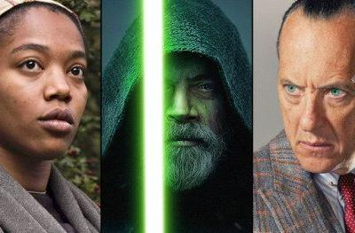 Star Wars 9 Brings in Richard E. Grant and Naomi AckieStar Wars