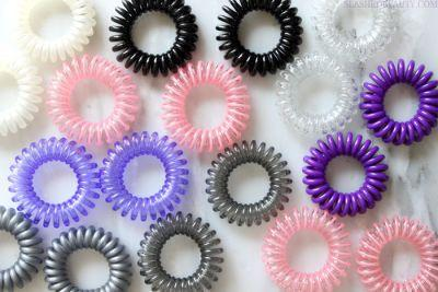The Best Hair Ties for Thick Hair: Sugar Twists