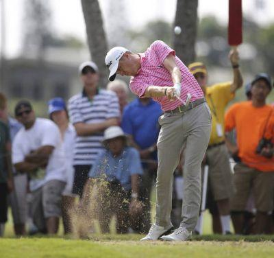Thomas stretches lead to 7 at the Sony Open