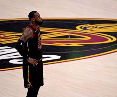 NBA players waste no time recruiting LeBron James after Finals sweep