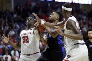 Culver, stifling defense, send Texas Tech over Buffalo 78-58