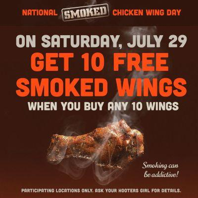 Hooters Encourages America to Start Smoking