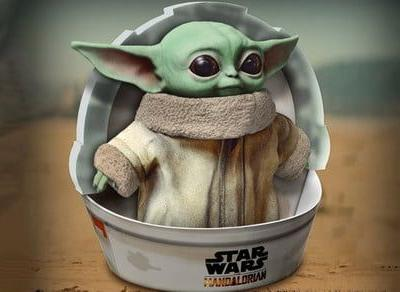 Disney unveils a new animatronic Baby Yoda toy for you to obsess over