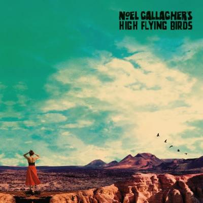 Preview Noel Gallagher's High Flying Birds' New Album Who Built The Moon?