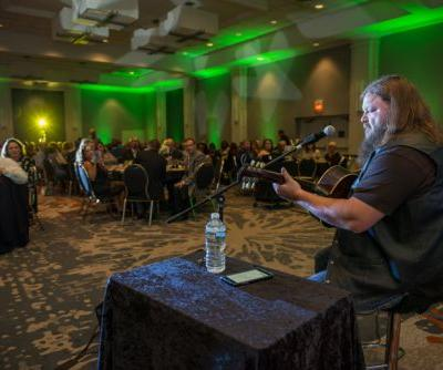 News: BMI Singer-Songwriter Channing Wilson Performs at Arkansas Hospitality Association Annual Convention
