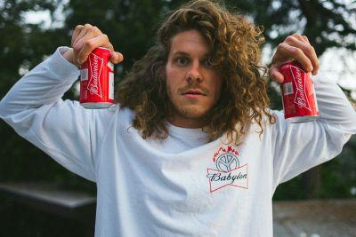 Babylon LA Hooks Up with Budweiser for a New Logo-Heavy Capsule Collection