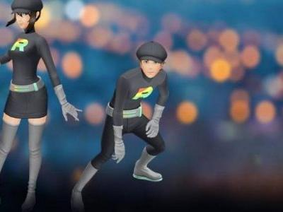 Pokemon Go Now Lets Players Dress Up As Team Rocket