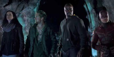 The Final Defenders Trailer Has More Action And Tons Of Sigourney Weaver