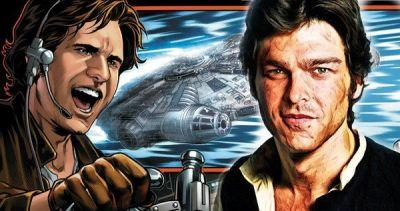 Han Solo to Pilot a New Ship in Star Wars Spin-Off?