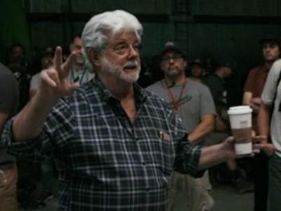 George Lucas Envisioned Using 'The Mandalorian' Stagecraft Tech for His Own 'Star Wars' TV Shows and Sequel Trilogy