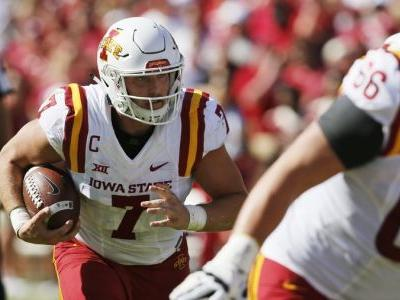 Iowa State cracks AP Top 25 poll for first time since 2005