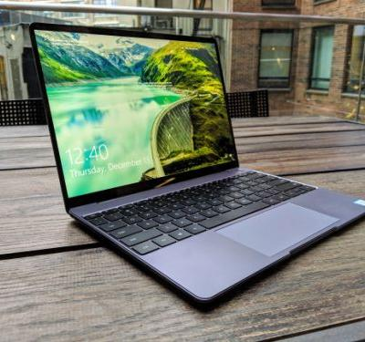 Huawei's Matebook 13 launches in U.S., starting at $999