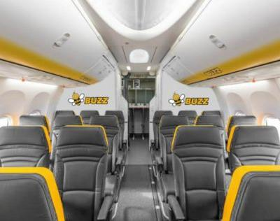 Ryanair Sun to be Rebranded as Buzz in Autumn 2019