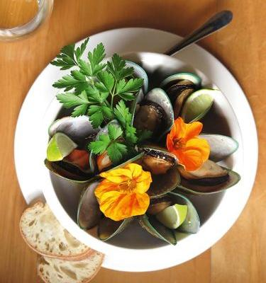 Recipe: Church Hill Restaurant's Mussels with Chilli, Ginger and Garlic
