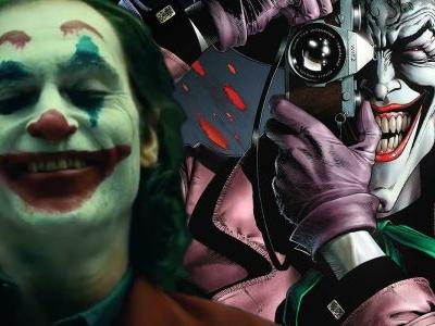 Joker Set Video Showcases Joaquin Phoenix in Full Costume