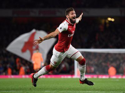 Arsenal comes back to beat Leicester City to kick off the Premiere League season in dramatic fashion