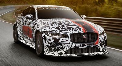Jaguar's 600 HP XE SV Project 8 Is Its Most Powerful Model To Date