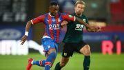 Extended highlights: Crystal Palace 0, Burnley 1