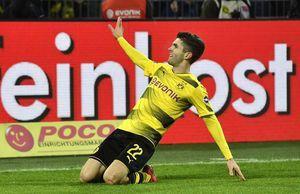 Pulisic rescues Dortmund with goal completing comeback