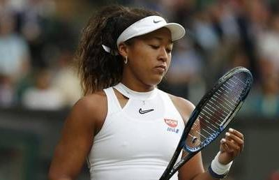 'What's up with Naomi Osaka?' Fans in shock as Japanese star dumped out in Wimbledon opening round