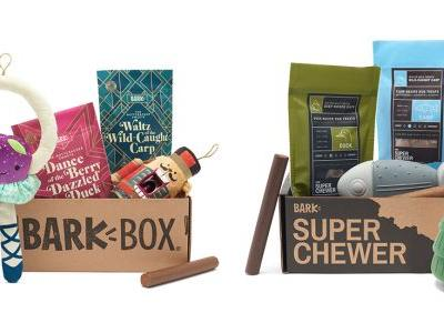 Bulk Gift Cards From BarkBox and Super Chewer: It's Better To Give Than To Retrieve