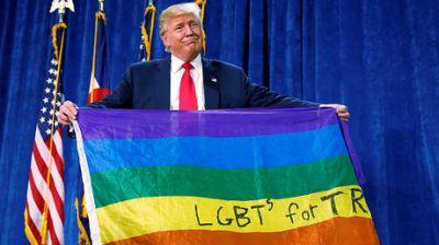 'What happened to your promise?': Trump slammed over military transgender ban tweet
