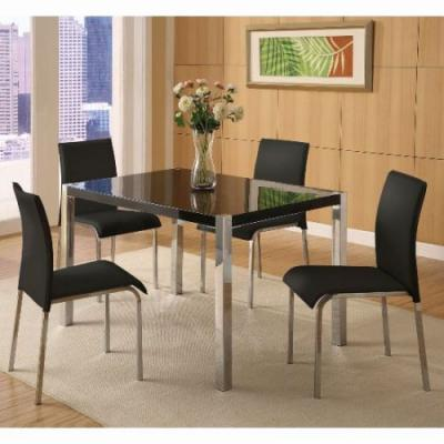50 Best Of Black Dining Table and Chairs Pictures