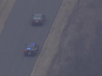 WATCH: Police chase ends in wild crash