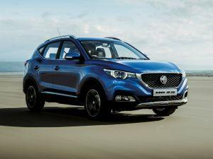 MG Motor ZS First Drive Review
