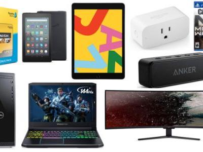 ET Deals: Apple iPad 10.2-inch 128GB for just $329, $0.99 Amazon Smart Plug for Select Users, Inspiron 3671 only $450