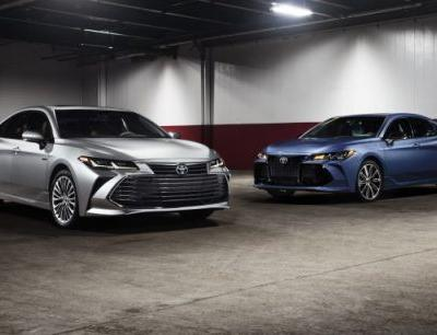 A Snoozer Turns Snazzy: 2019 Toyota Avalon Debuts